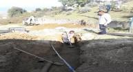 Yeni Mezarlıkta Ağaçlandırma ve Çevre Düzenleme İşleri