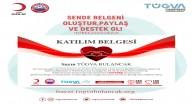 TÜGVA Bulancak'tan Kan Bağışı