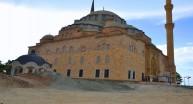 Sarayburnu Camii'nde Çevre Düzenlemesi Devam