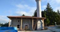 Şeyh Keramettin Camii'nde Restorasyon Devam