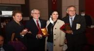 Yazar Seyfullah Çiçek'e Giresun Üniversitesi'nden