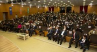 Giresunspor Üniversitemizde öğrencilerle