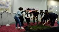 Çorum'da Tuz Ekimi ve Giresun Kültür Tanıtımı Yapıldı